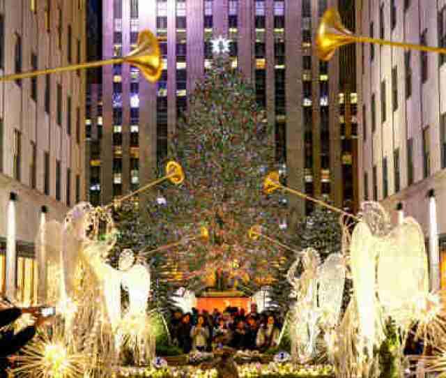 Rockefeller Center New York City