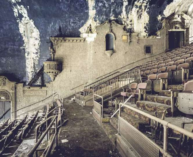 Creepiest Abandoned Places In Nyc