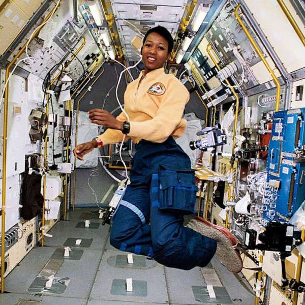 Mae C. Jemison Was the First Black Woman in Space - NowThis