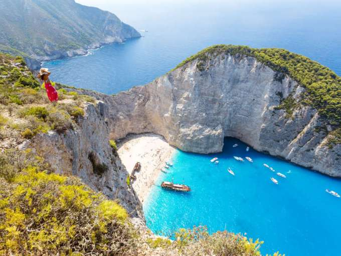 Best Beaches in Greece  Most Beautiful Greek Beaches You Need to     beach greece