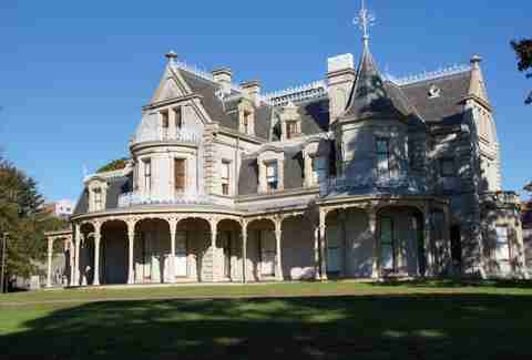 Lockwood-Mathews Mansions Museum
