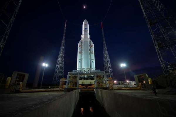 BepiColombo Launches on a Mission to Planet Mercury Seeker