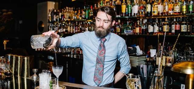 B&GC bar in Denver, Colorado
