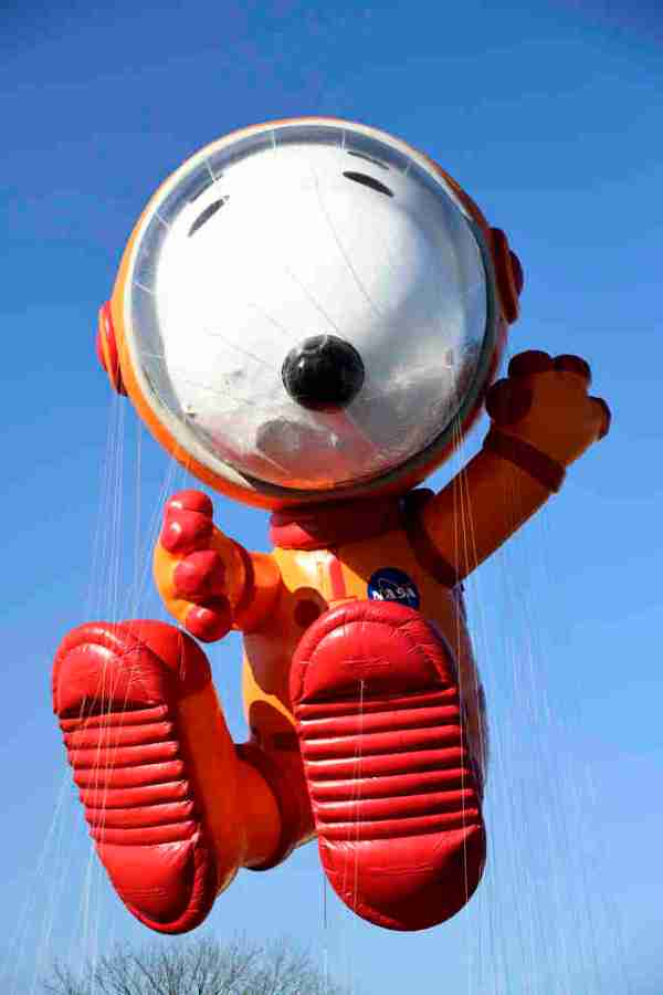 Macys Thanksgiving Day Parade Balloon Inflation 2019 How