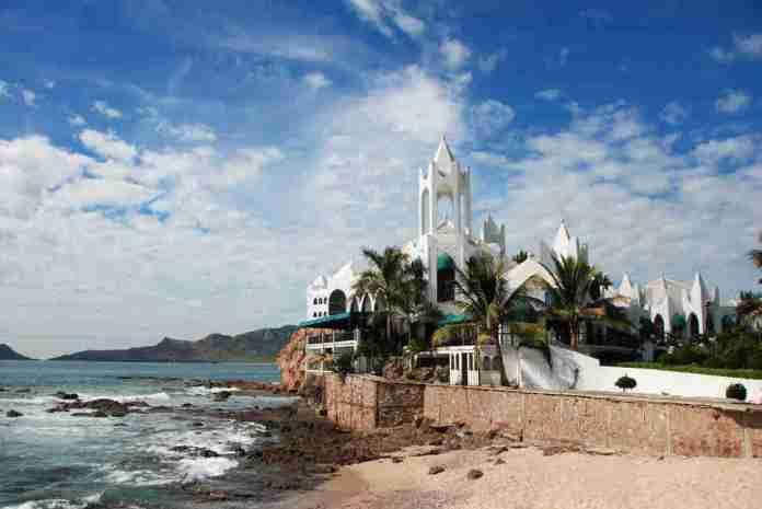 Mazatlan Mexico Coastline