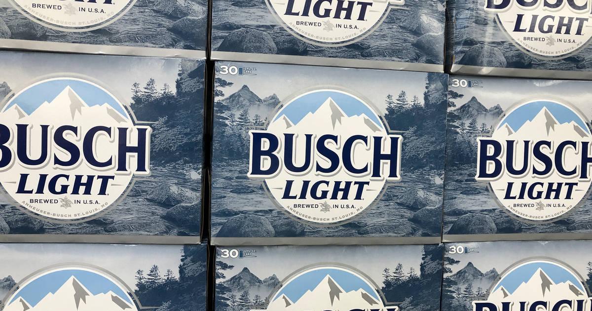 busch snow day 2021 save money on beer