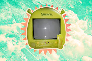 shrek tv