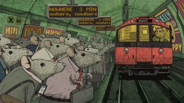 Happiness: la animación como crítica social 1