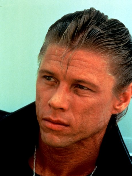 bad guy from grease or diego simeone, crater face, simeone the villain