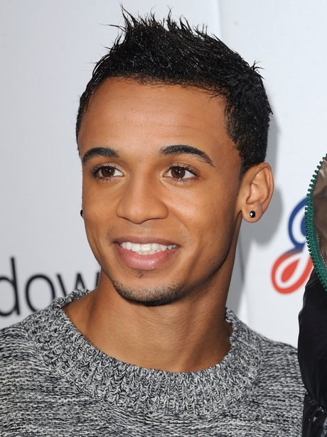 It Was JLS Aston Merrygold Guess The Celebrity Smile
