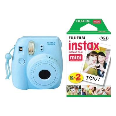 Fujifilm Instax Mini 8 0.6 MP Instant Camera With Film