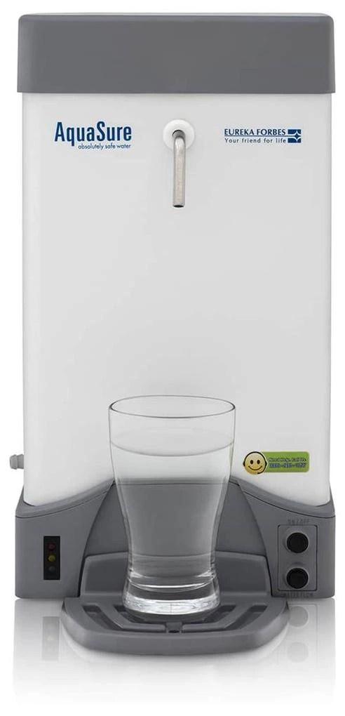 Eureka Forbes Aquasure Aquaflow DX 3.3 Ltrs UV Water Purifier (White & Grey)