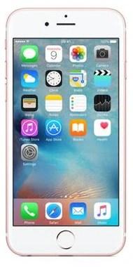 Apple iPhone 6S 16 GB (Rose Gold)