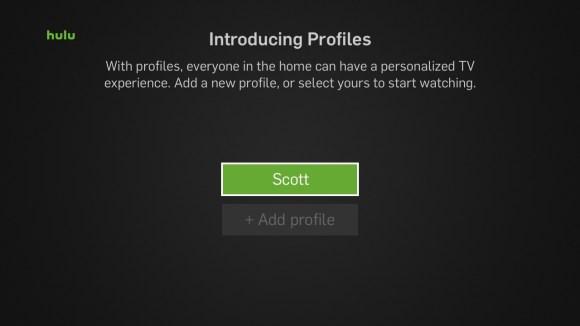 Introducing Profiles