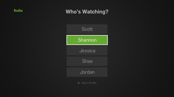 Profiles: Who's Watching?