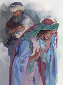 Hana Berdoa Meminta Anak Pelajaran Alkitab Untuk Anak Anak