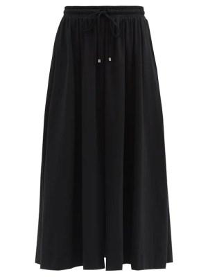 Max Mara Leisure - Radar Skirt - Womens - Black