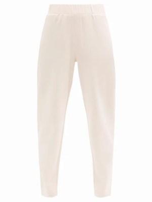 Max Mara Leisure - Pesca Track Pants - Womens - Pink