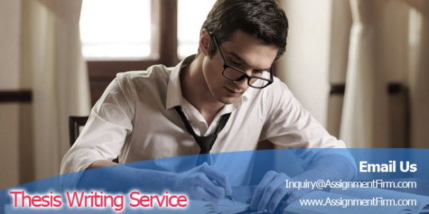 Australian Thesis Writing Service