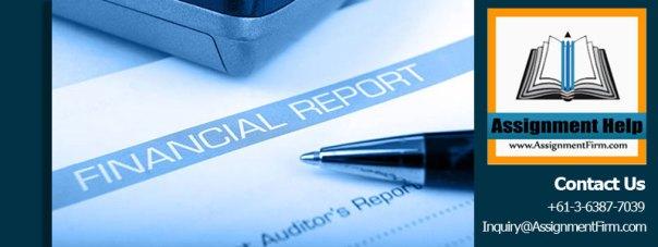 Financial Report Writing