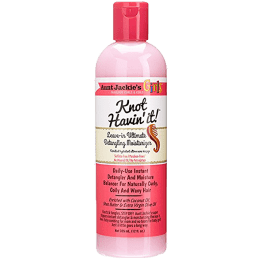 Aunt Jackie's Girls Knot Havin' It Leave-In Ultimate Detangling Moisturizer 355ml