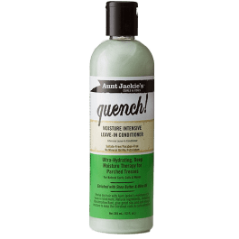 Aunt Jackie's Quench Moisture Intensive Leave-In Conditioner 355ml