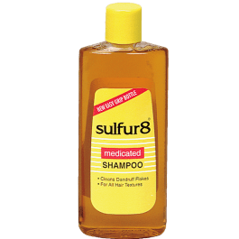 Sulfur8 Deep Cleaning Shampoo 222ml