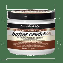 Aunt Jackie's Coconut Creme Recipes Butter Creme Intensive Moisture Sealant 213gr