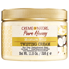 Creme of Nature Pure Honey Moisture Whip Twisting Cream 326ml