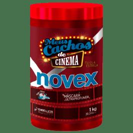 Novex Meus Cachos de Cinema Máscara 1Kg
