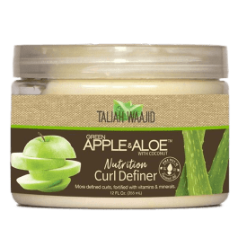 Taliah Waajid Green Apple And Aloe Nutrition Curl Definer 355ml