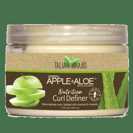 Taliah Waajid Green Apple And Aloe Nutrition Curl Definer 355ml