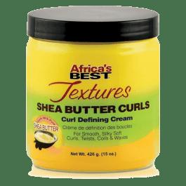 Africa's Best Textures Shea Butter Curls Curl Defining Cream 426gr