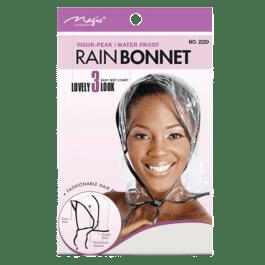 Magic Collection Rain Bonnet (Capa de Chuva p/ Cabelo)