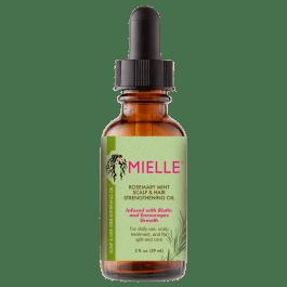 Mielle Organics Rosemary Mint Scalp And Hair Strengthening Oil 59ml