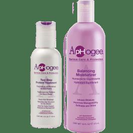 Kit Duo Aphogee Two-Step 118ml & 473ml