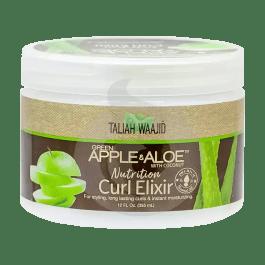 Taliah Waajid Green Apple And Aloe Nutrition Curl Elixir 355ml