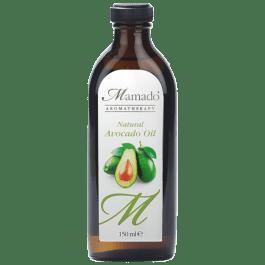 Óleo de Abacate – Avocado Oil Mamado 100% Pure 150ml