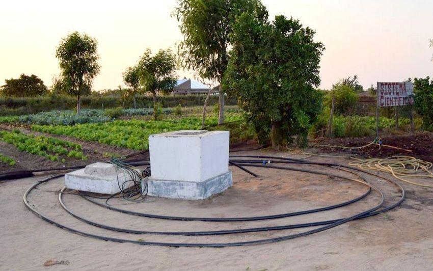 Synet af en stjålen vandpumpe.