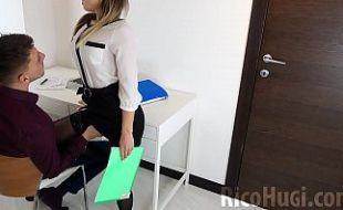 Xxx video com loirinha boqueteira