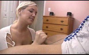 Videos de sexo amador  na cama ela se gemeu gostoso