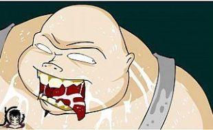 Porno hentai irmão gordo comendo novinha apertadinha