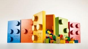 photo of lego bricks