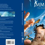 "cover of the book ""Immersed: Our Experience With Autism"" written by Bruce Hall and Valerie Hall"