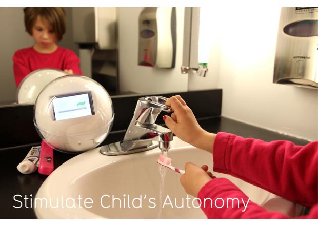 Simulate Child's Autonomy