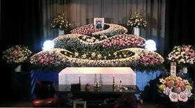 大和斎場・通夜・告別式のあるお葬式での写真・家族葬・密葬・一般葬イメージ