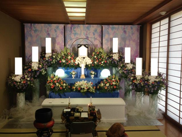 生花祭壇 【JK-14】モデル