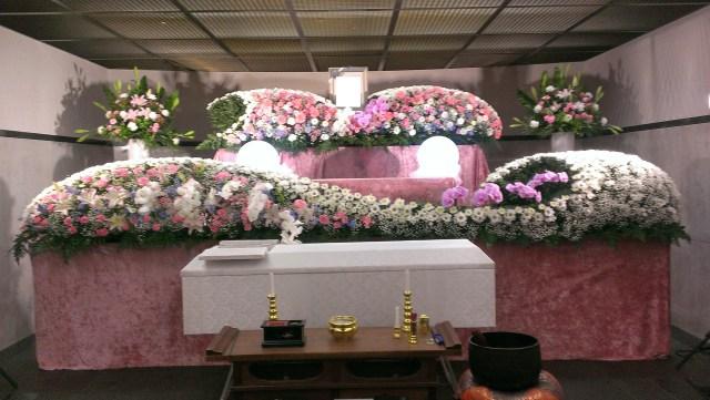 生花祭壇【JK-11】モデル