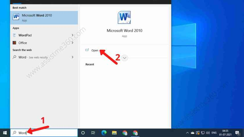 Check for Outlook update (1)