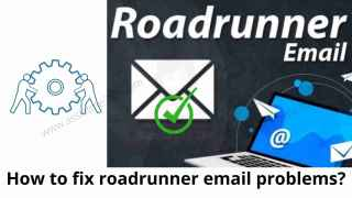 How to fix roadrunner email
